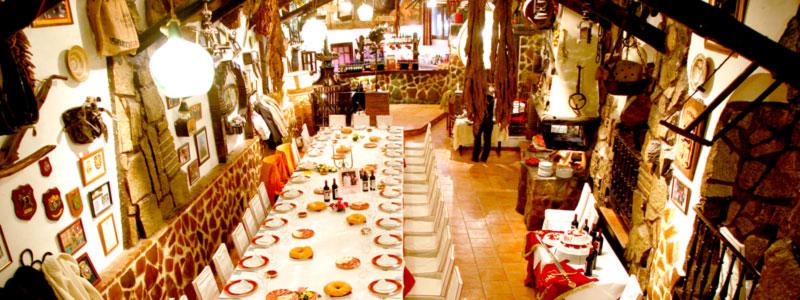 Restaurante Las Cuevas del Príncipe de Navalcarnero