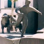 Monumentos a los encierros de Navalcarnero