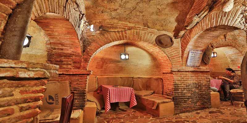 Cena intima en Las Cuevas
