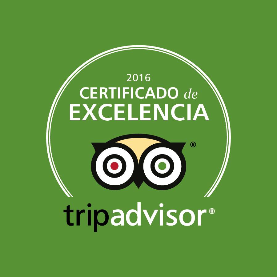 Las Cuevas del Príncipe, ganador Excelencia Tripadvisor 2016