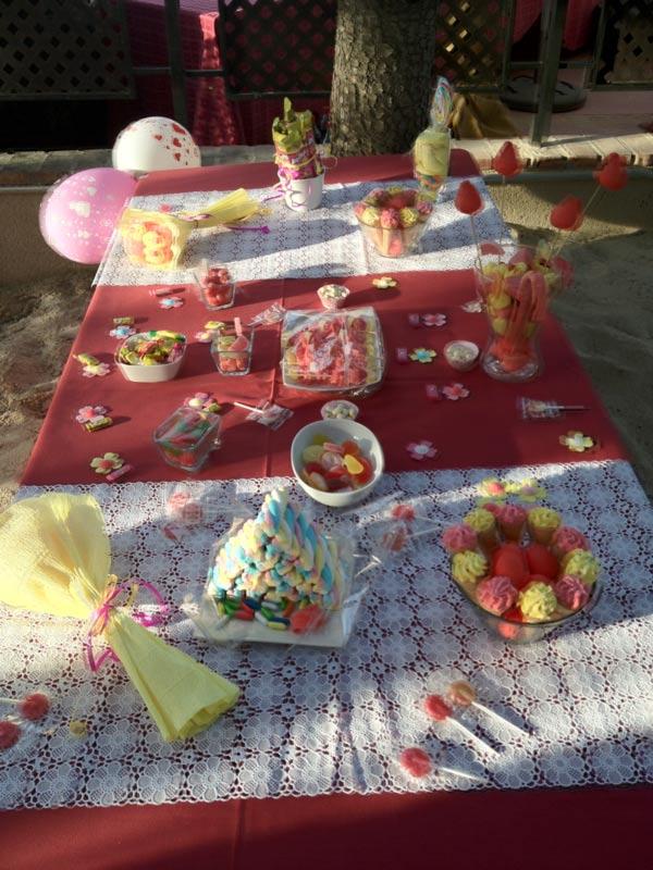 Celebraciones infantiles