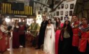 Recibimiento medieval