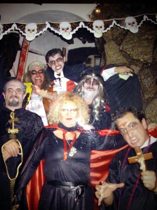 Fiestas Halloween
