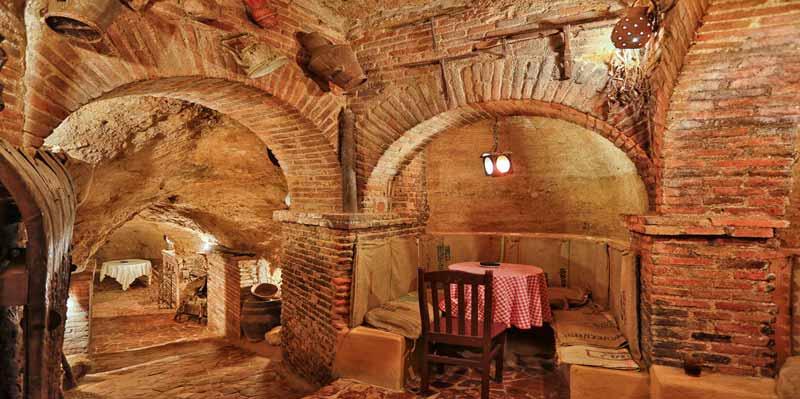 Cuevas Siglo XVIII